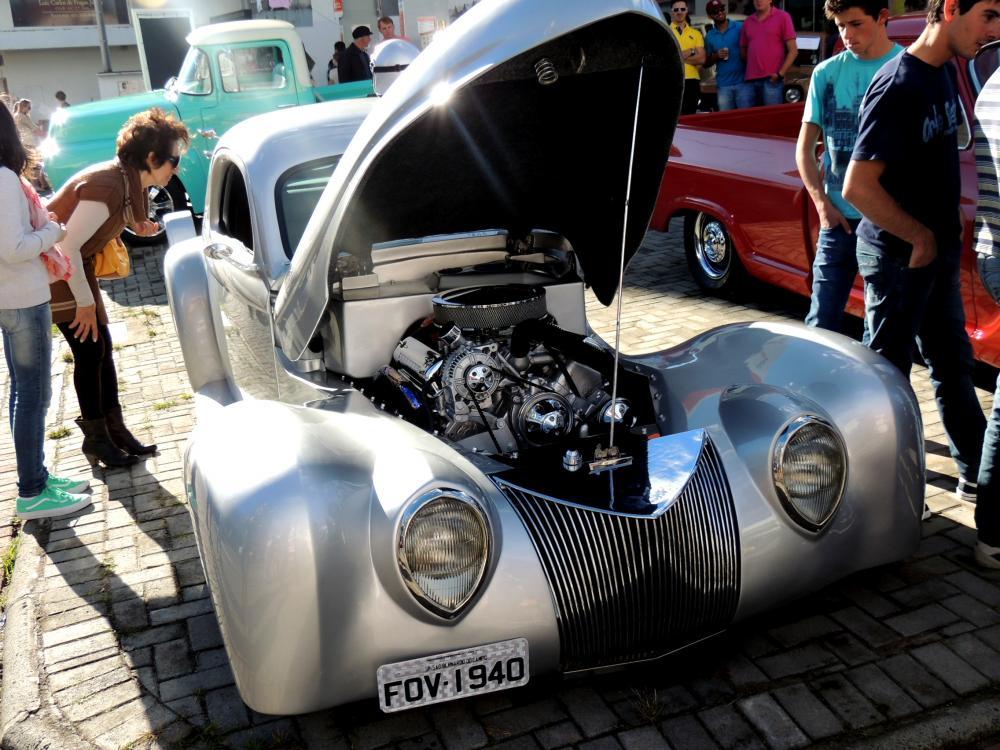 Ituporanga promove a 4º edição do Encontro de Carros Antigos