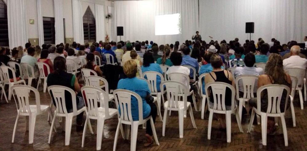 """Secretaria de Saúde de Ituporanga promove palestra em alusão à campanha """"Novembro Azul"""""""