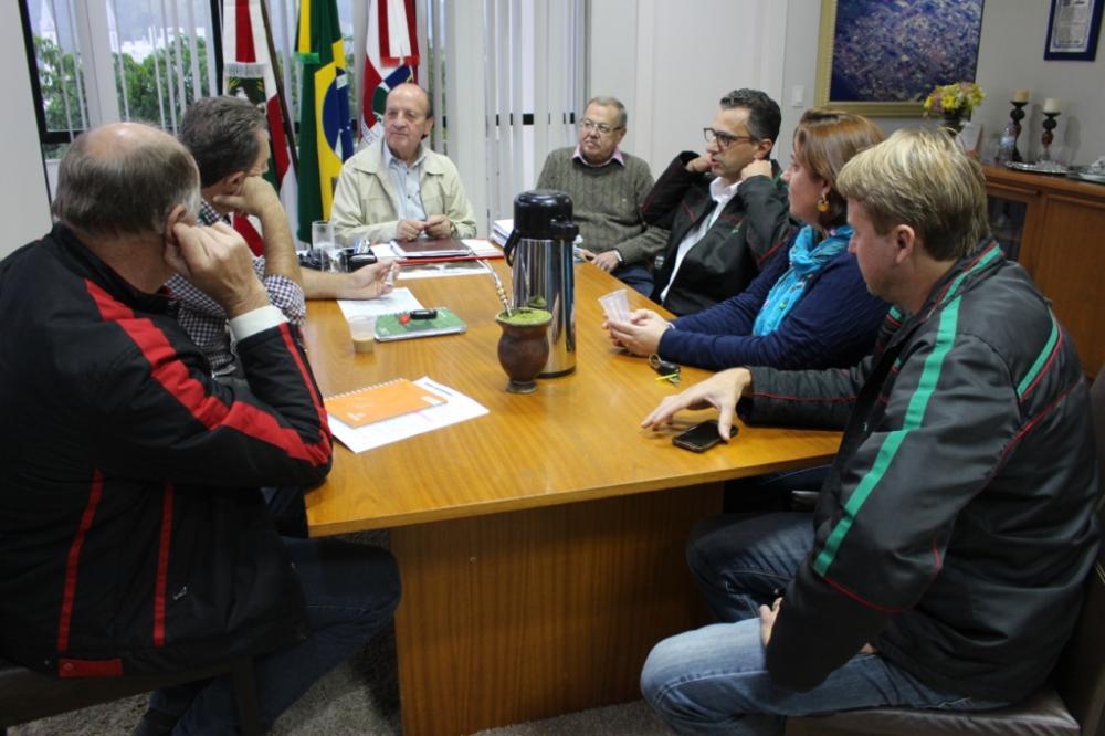 Prefeitura de Ituporanga renova convênio com a Epagri