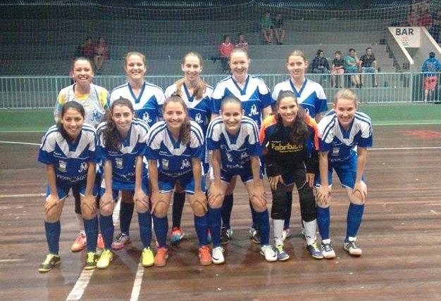 Ituporanga se destaca na Copa Integração de Futsal em Apiúna