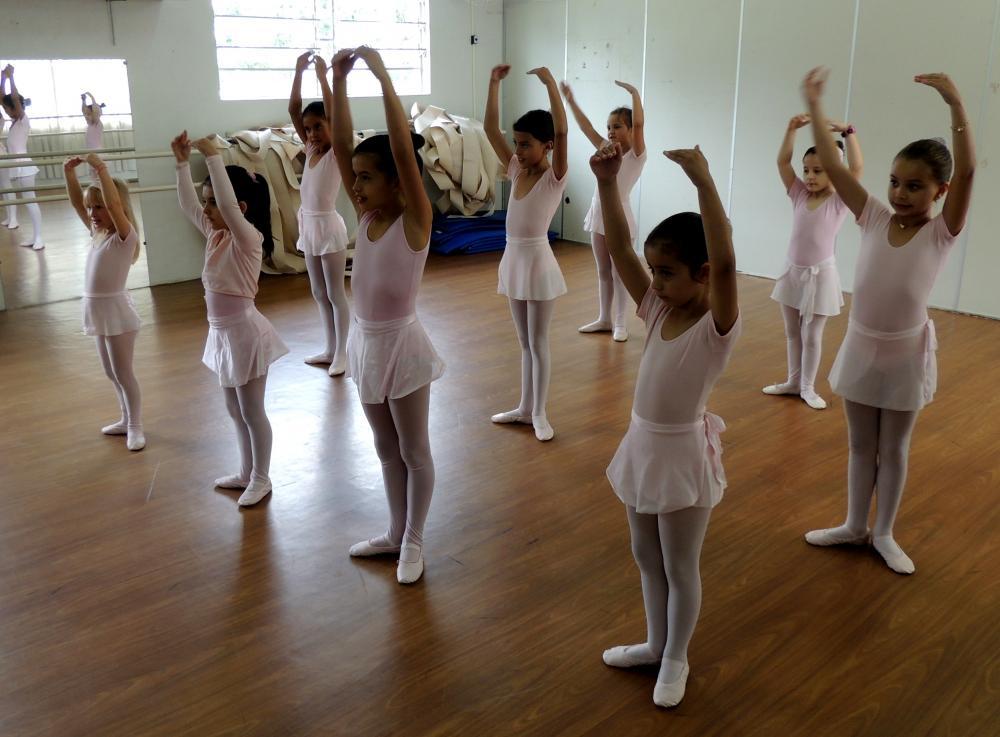 Prefeitura de Ituporanga vai oferecer aulas de balé