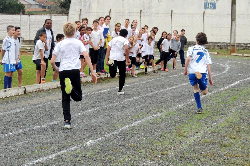 Ituporanga promove 2ª etapa dos Jogos de Integração Escolar