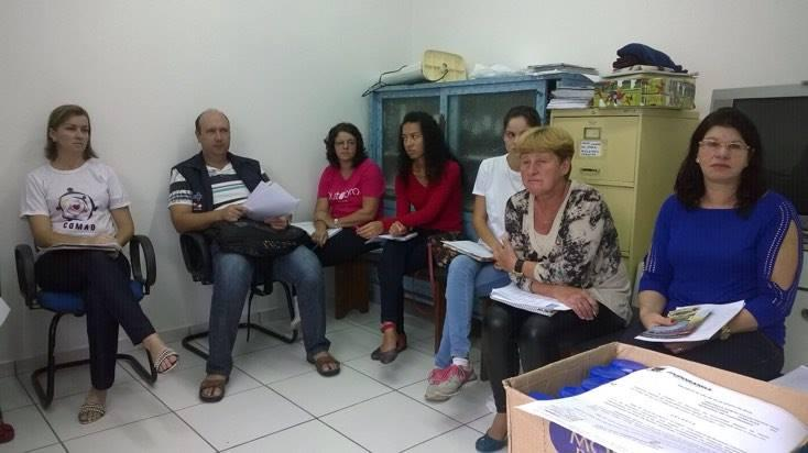 Agentes Comunitárias de Saúde de Ituporanga foram capacitados para combater o Aedes Aegypti