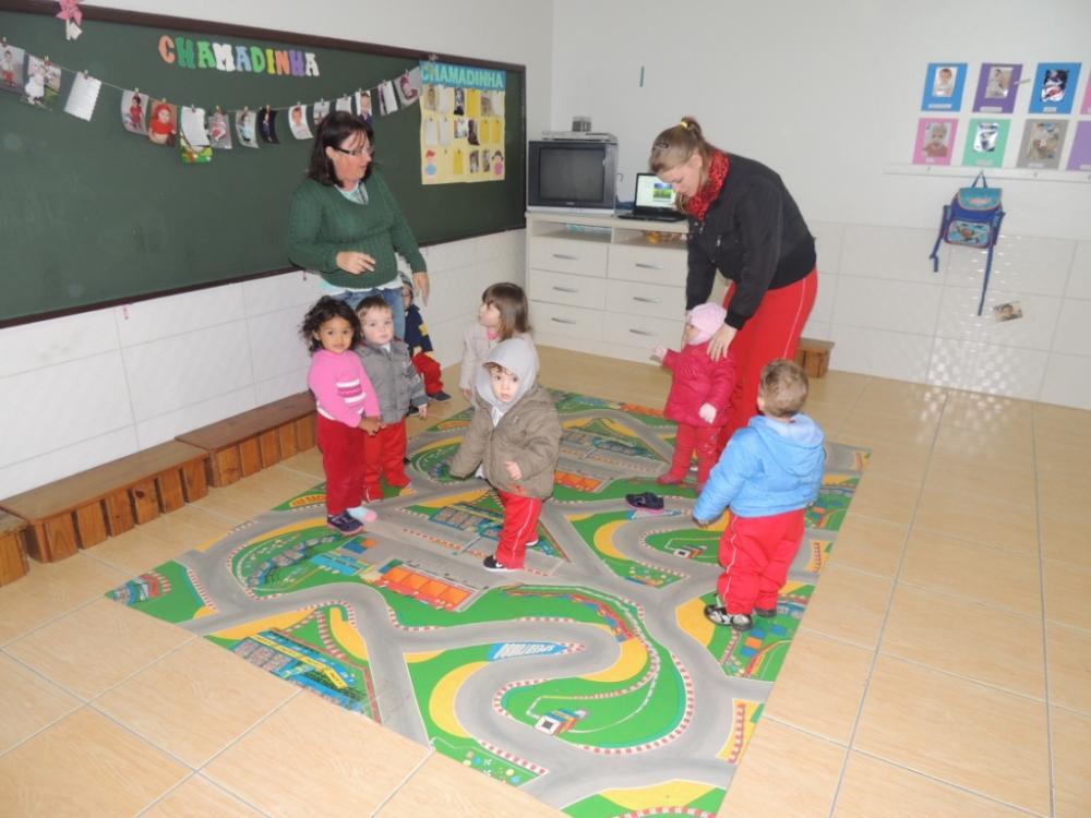 Vagas atualizadas Educação Infantil de Ituporanga
