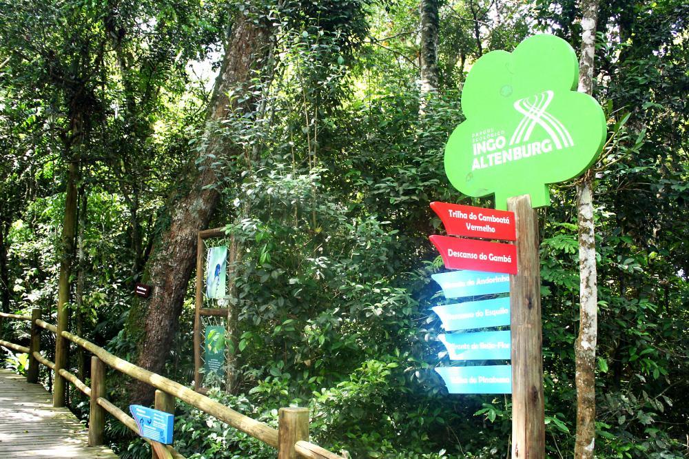 Parque Ecológico Ingo Altenburg reabrirá as portas