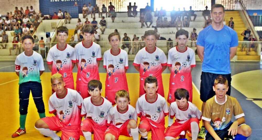 Ituporanga disputará 2ª fase da Copa Catarinense de Futsal
