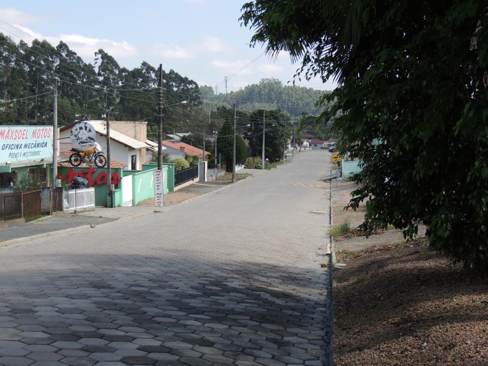 Prefeitura de Ituporanga inaugura rua na Vila Nova