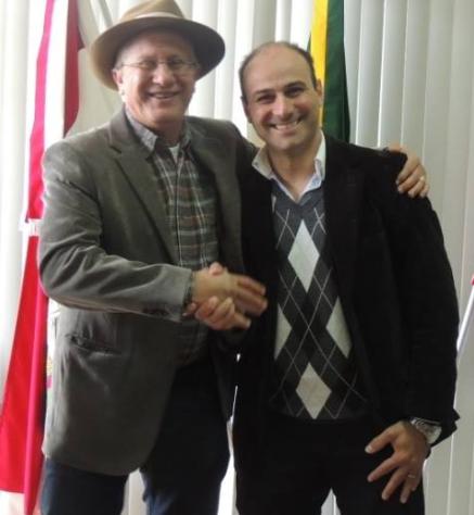 Clei Geovani é o novo secretário de Educação de Ituporanga