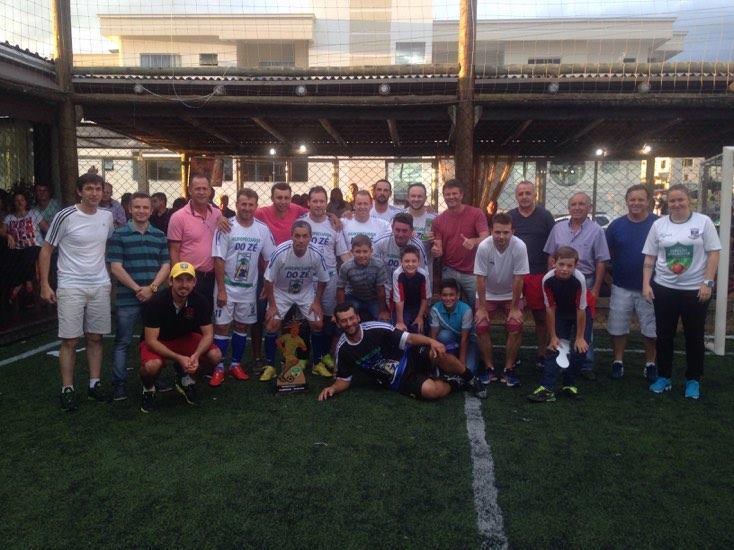 Categoria Veterano da Copa Cebolão de Ituporanga tem novo campeão