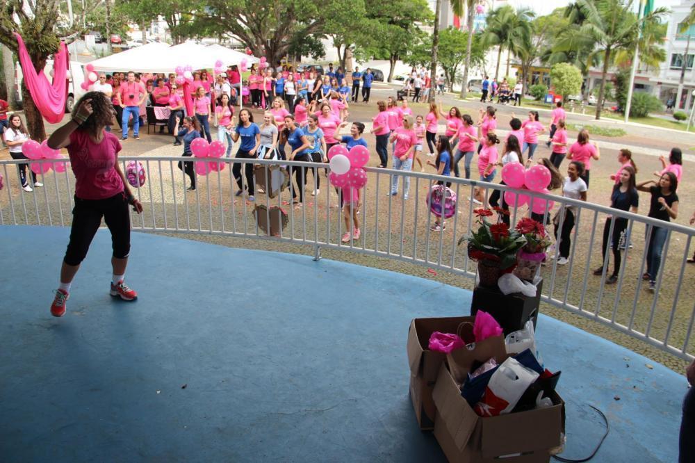 Outubro Rosa vai alertar mulheres ituporanguenses sobre câncer de mama e colo de útero