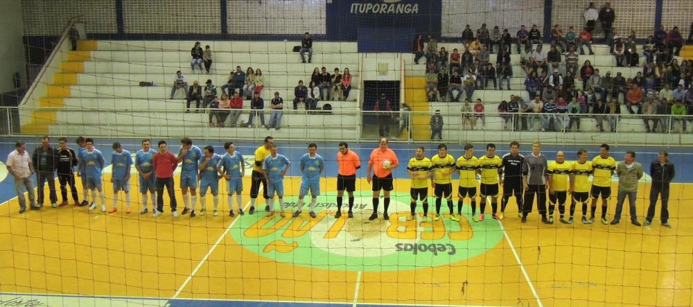 Equipes disputam semifinais do Campeonato da Integração Rural neste sábado