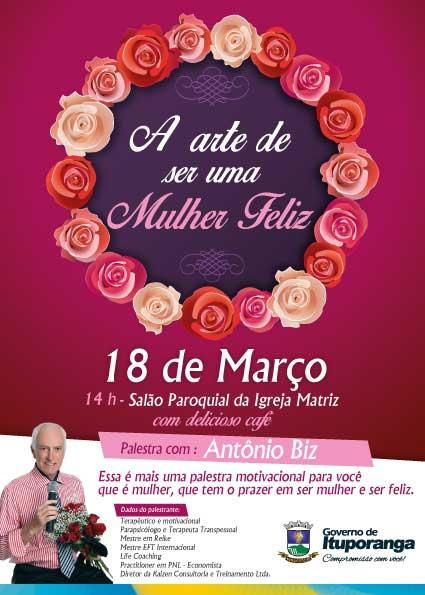 Mulheres de Ituporanga serão homenageadas nesta sexta