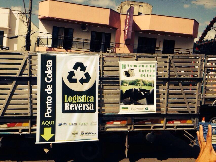 Ação recolhe mais de 1 mil kg de resíduos eletroeletrônicos em Ituporanga