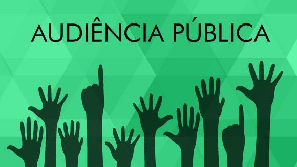 Prefeitura realizará Audiência Pública para demonstrar e avaliar as metas fiscais do Município