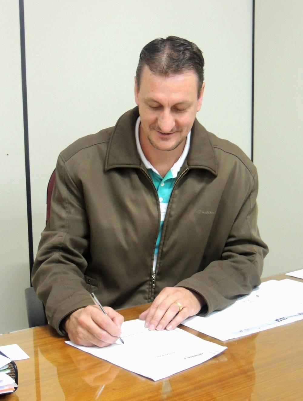 Ituporanga tem novo secretário interino de saúde