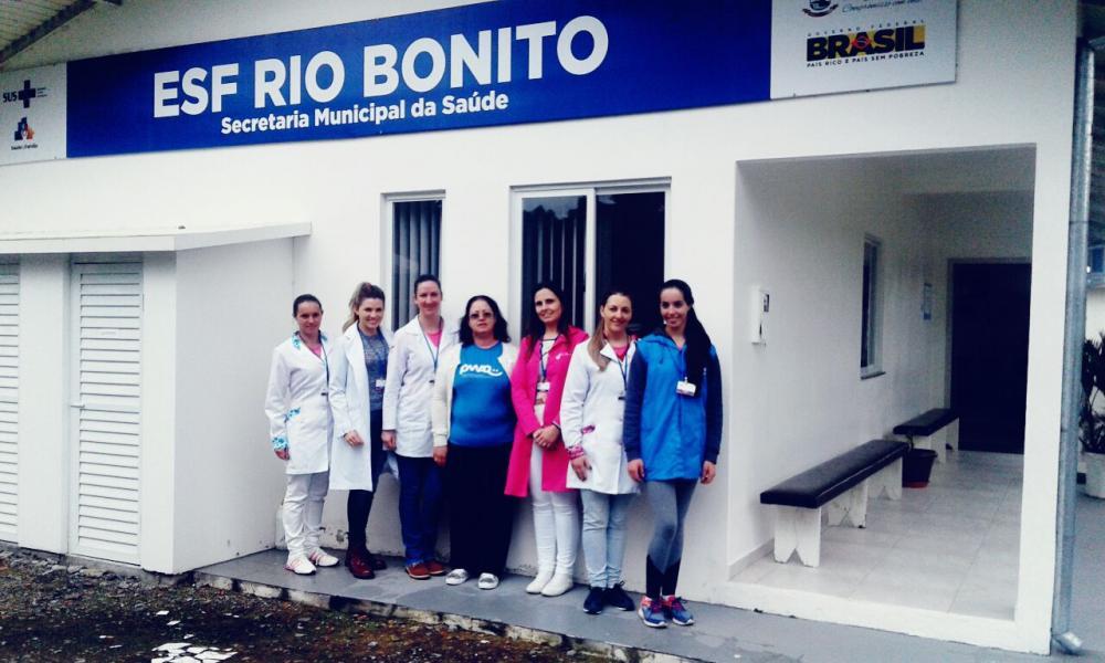Equipes de Saúde de Ituporanga passam por avaliação do PMAQ