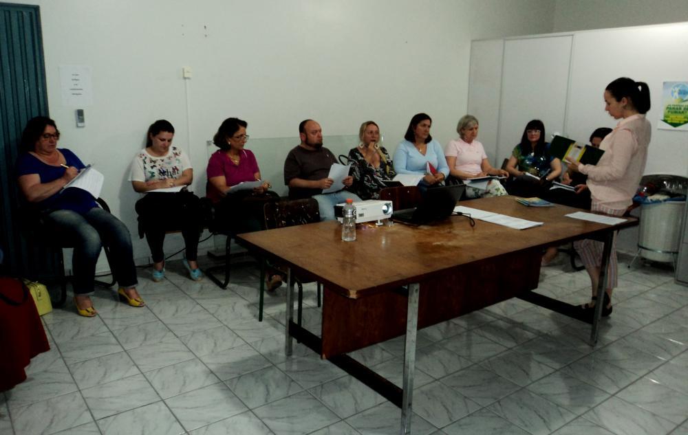 Candidatos ao Conselho Tutelar de Ituporanga recebem orientações