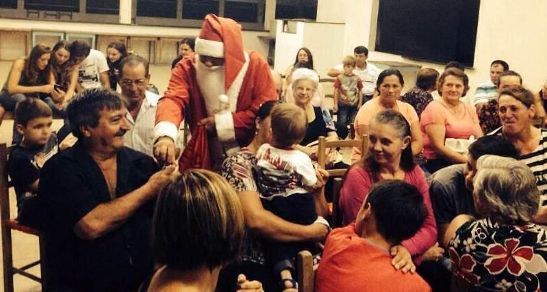 Prefeitura de Ituporanga realiza Natal nos Bairros