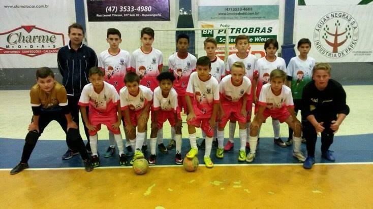 Ituporanga vence cinco dos quatro jogos na Liga Regional