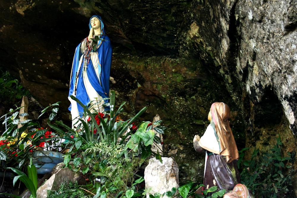 Gruta Nossa Senhora de Lourdes de Ituporanga será revitalizada