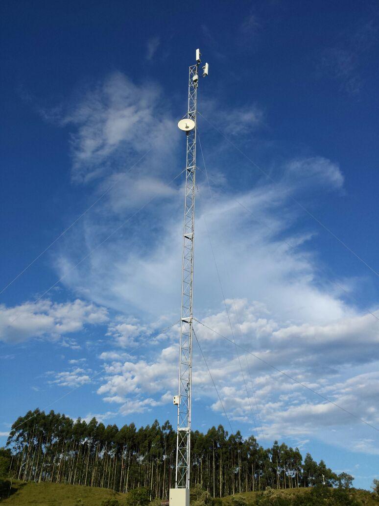 Prefeitura de Ituporanga implanta projeto para levar internet e telefonia fixa ao meio rural