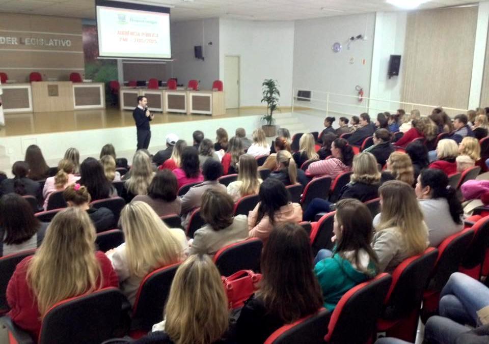 Plano Municipal de Educação de Ituporanga é aprovado
