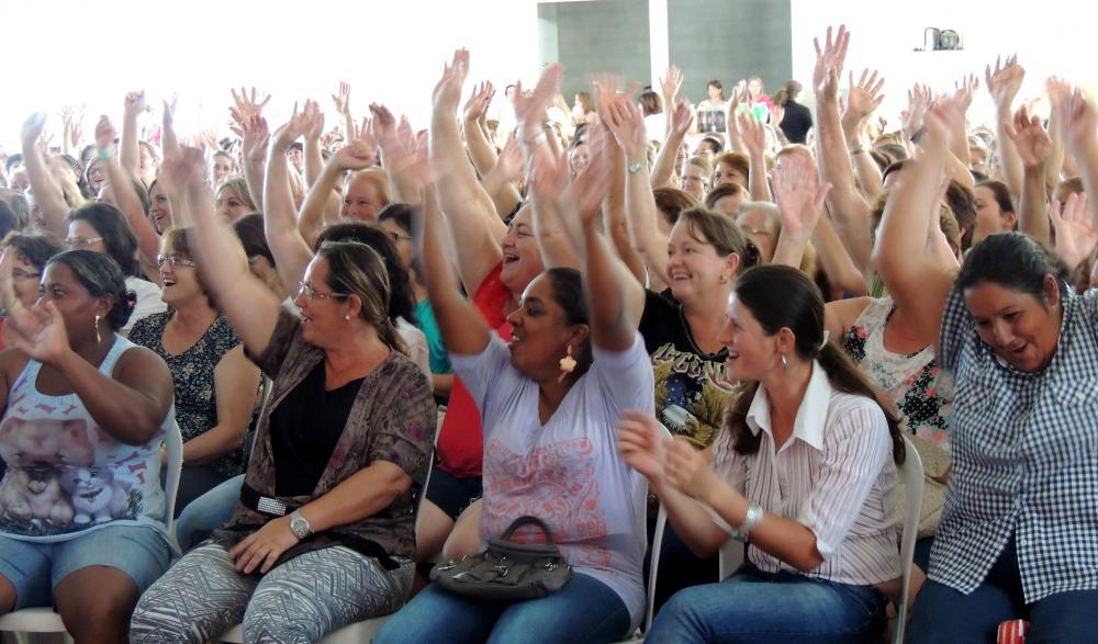 Palestra atrai cerca de 700 mulheres em Ituporanga