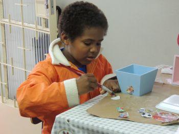 CRAS desenvolve atividades do Programa de Serviço de Convivência e Fortalecimento de Vínculos