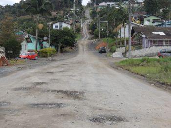 Rua Francisco Machado será pavimentada
