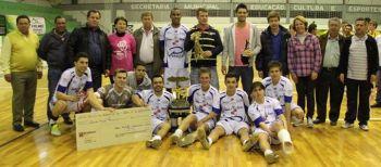 Equipe de Ituporanga conquista o título da Copa Portal da Serra de futsal
