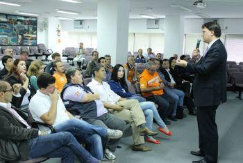 Defesa Civil de Ituporanga participa de encontro sobre Mapeamentos de Riscos