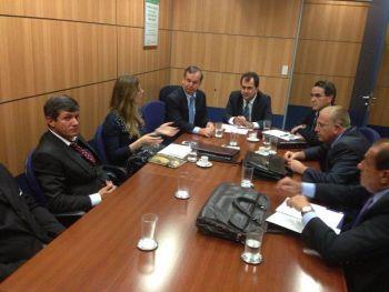 Arno vai a Brasília em busca de recursos para a Festa da Cebola