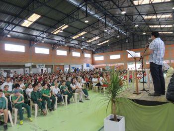Programa de Educação Ambiental Participativa de Ituporanga é lançado