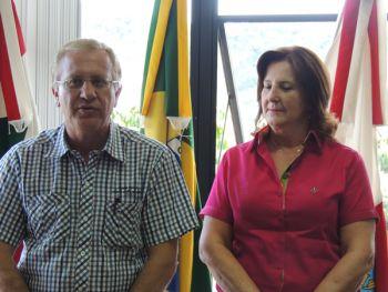 Vice-prefeita Angelita assume o executivo de Ituporanga pela segunda vez