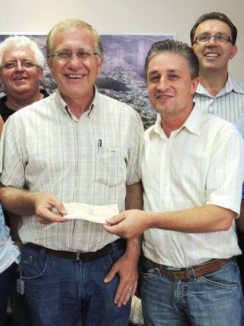 Câmara de Vereadores devolve R$ 450 mil para Prefeitura de Ituporanga