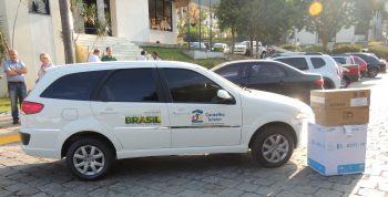 Conselho Tutelar de Ituporanga recebe veículo novo