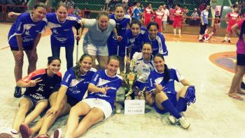 Futsal feminino de Ituporanga está na final da Copa Tangefest