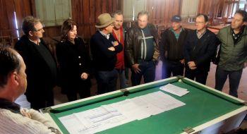 Ginásio de Esportes será construído em Alto Braço Perimbó