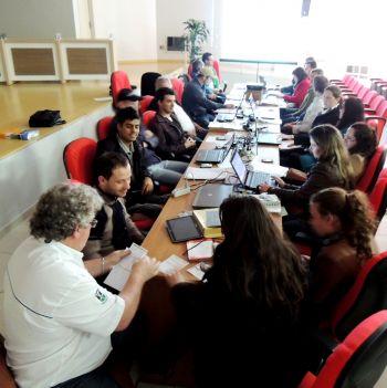 Vigilância Sanitária de Ituporanga promove reunião de capacitação para agentes do Alto Vale