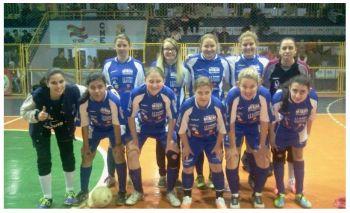 Ituporanga se destaca no Circuito Catarinense de Futsal