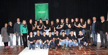 SENAI de Ituporanga realiza formatura de mais um curso profissionalizante