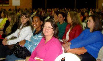 Professores da Educação Infantil de Ituporanga participam do FREIAVI