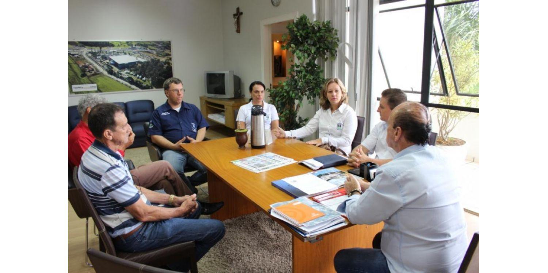 Equipe de trabalho define estratégias para prevenção e combate da Dengue em Ituporanga