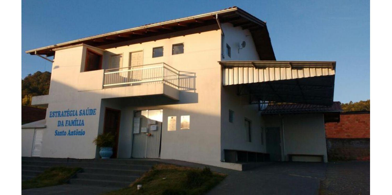 Concluída reforma da Unidade Básica de Saúde do Santo Antônio de Ituporanga