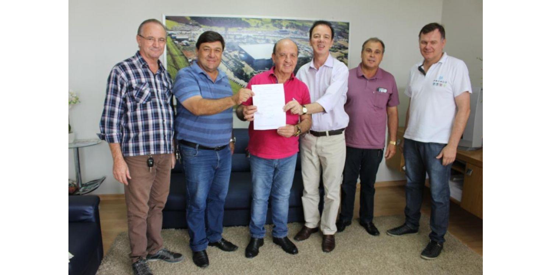 Ituporanga recebe emenda parlamentar no valor de R$ 100 mil