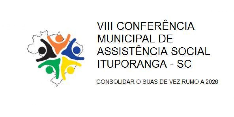 Ituporanga realizará 8º Conferência Municipal de Assistência Social