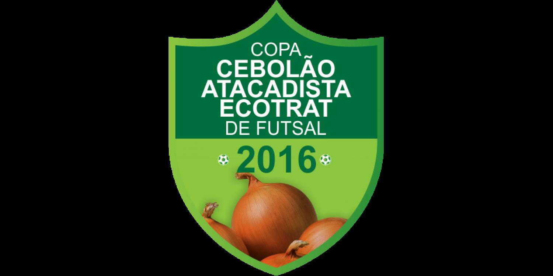 Copa Cebolão Atacadista de Futsal 2016 já tem data definida