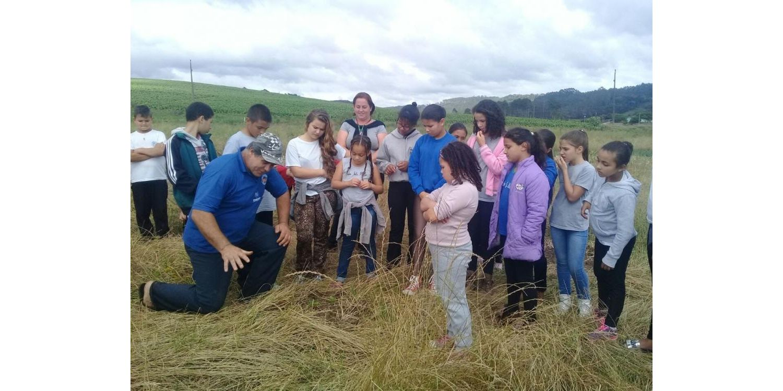 Atividade sobre Alimentação Saudável é realizada em Ituporanga