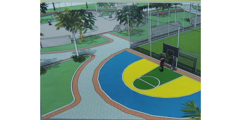 Inicia construção do novo espaço de lazer em Ituporanga