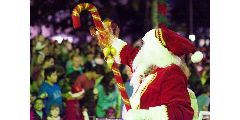 Milhares de pessoas prestigiam a abertura do Natal Mágico de Ituporanga